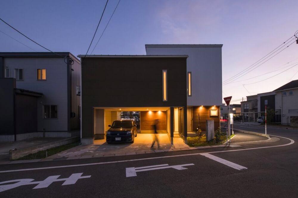 長岡喜多町モデルハウス