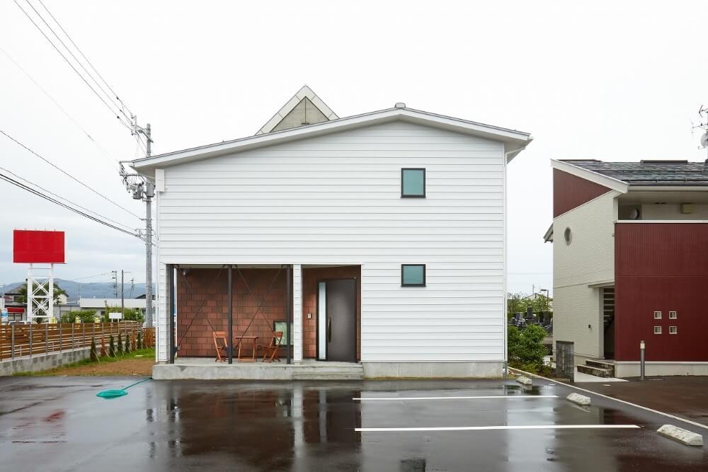 柏崎日吉町モデルハウス